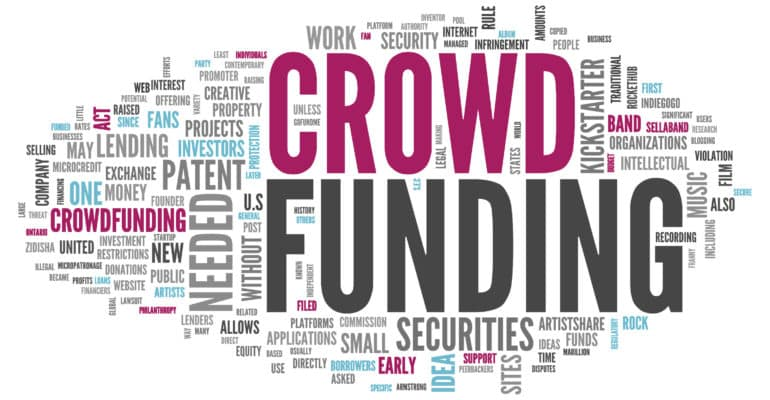 Crowdfunding-Cloud