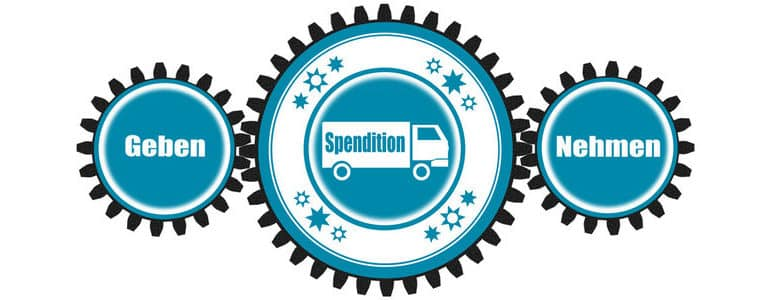 Die Spendition Logo