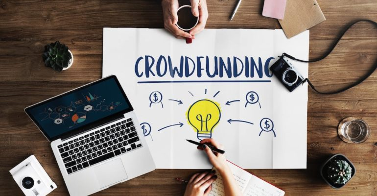 Komme zur Crowdfundingh-Party